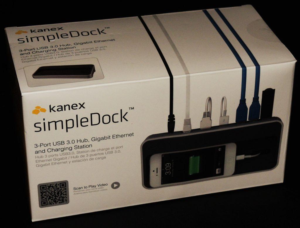 Kanex simpledock review the gadgeteer kanexsimpledock box publicscrutiny Image collections