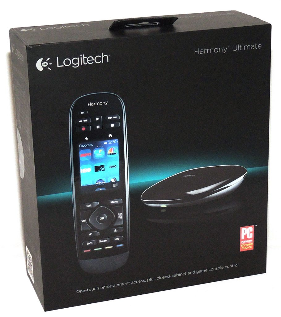 logitech harmony ultimate review the gadgeteer. Black Bedroom Furniture Sets. Home Design Ideas