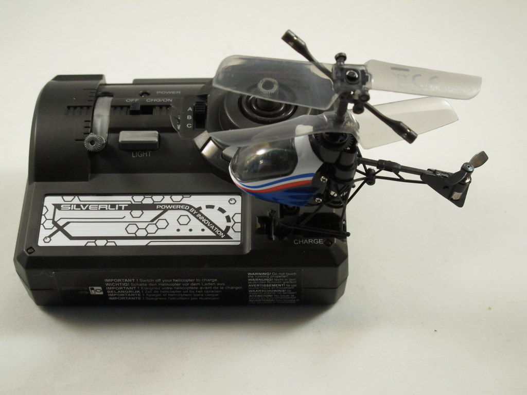 Nano Falcon RC Helicopter review – The Gadgeteer
