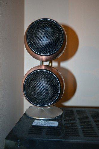 Orb Audio subONE Custom 200W Subwoofer and Klipsch