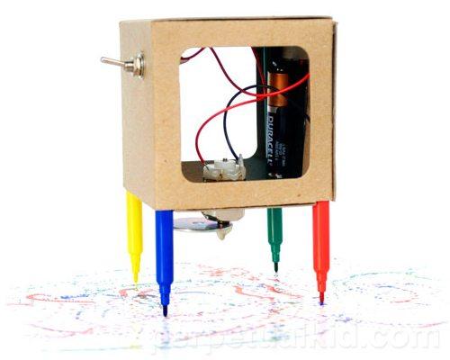 scribbler-drawing-robot