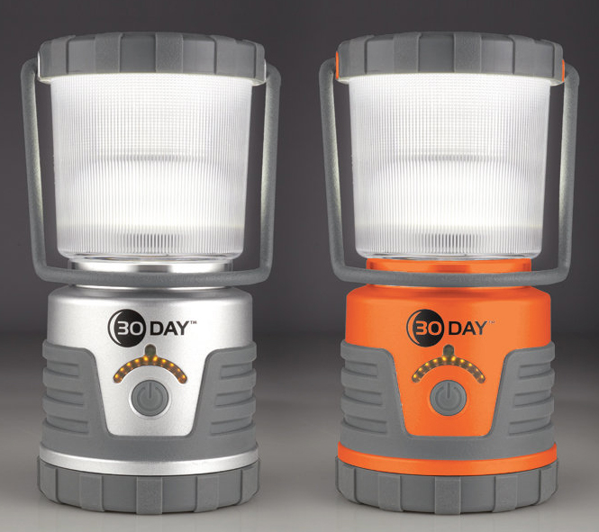An emergency lantern that works for 30 days – The Gadgeteer