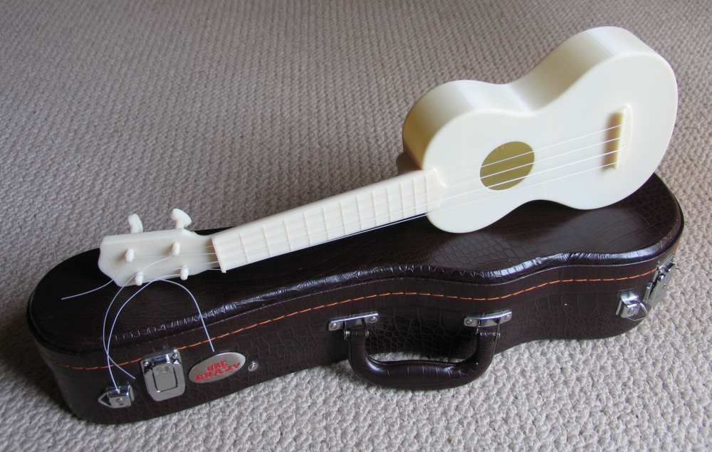 image about 3d Printable Instruments known as Will 3D printing flip the common Joe into a electronic luthier