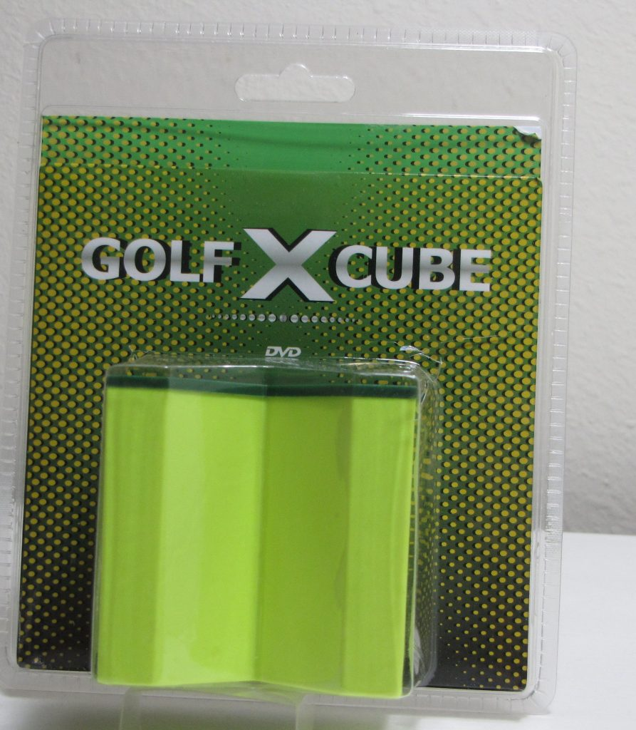 golf x cube review the gadgeteer