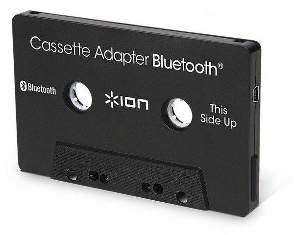 Ion Cassette Adapter Bluetooth_1