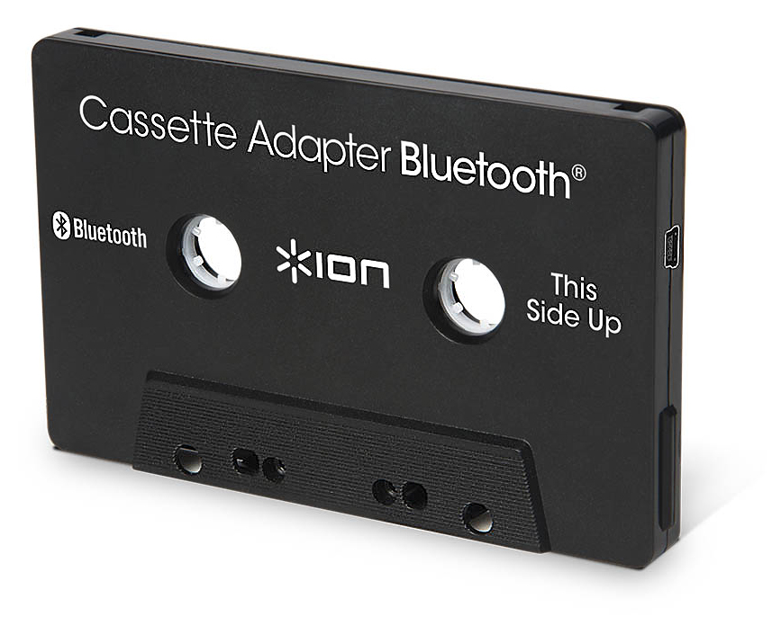 Ion Cassette Adapter Bluetooth_1