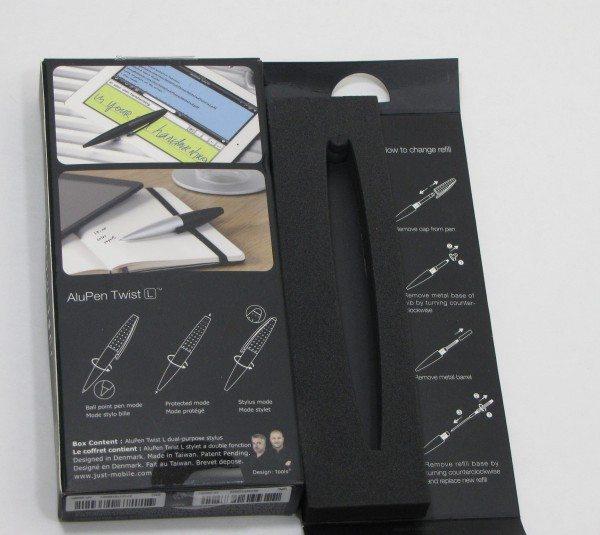 Just Mobile AluPen Twist L-6