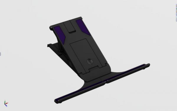 Plinth Pocket Stand