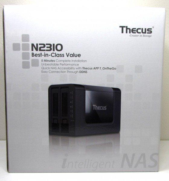 Thecus N2310 NAS server-2
