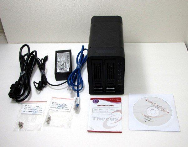 Thecus N2310 NAS server-3