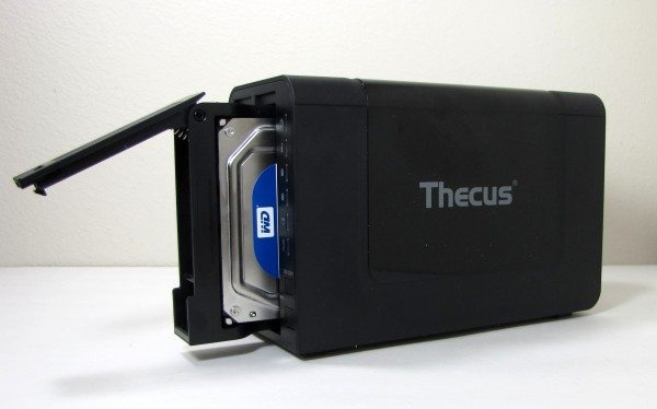 Thecus N2310 NAS server-5