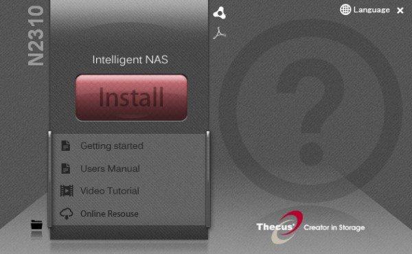 Thecus N2310 NAS server-6