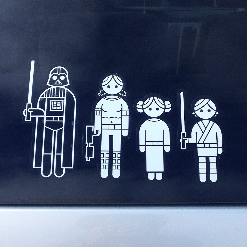 car family decals