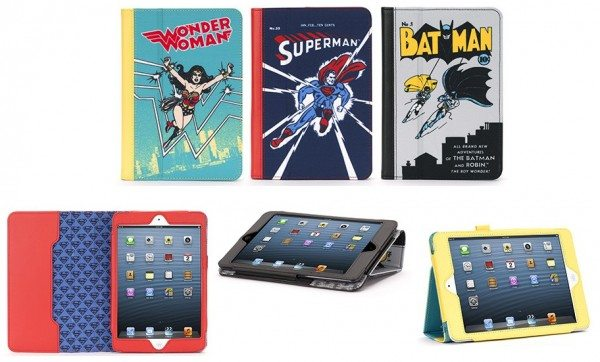griffin justice league ipad mini folio