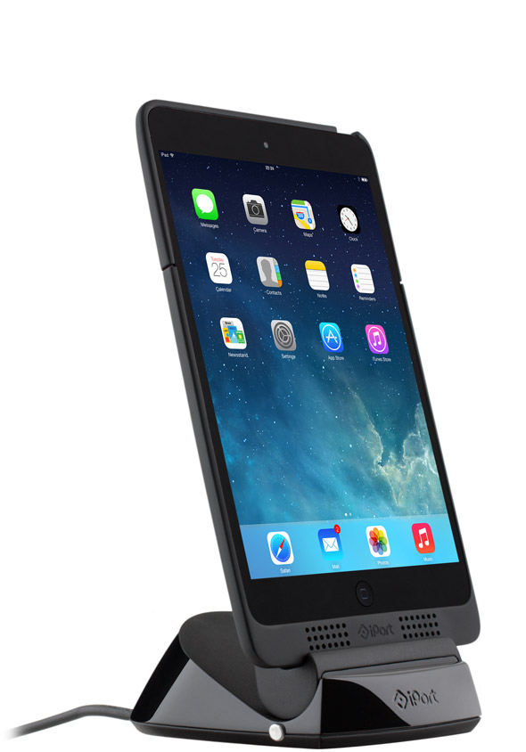 Ipad Wireless Charging Adjustable Stand Iport The
