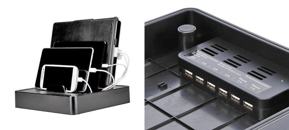charging station archives the gadgeteer. Black Bedroom Furniture Sets. Home Design Ideas