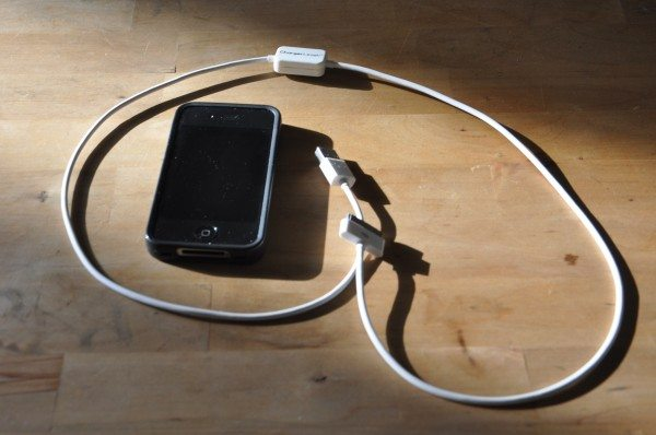 The ChargerLeash may not change your life, but it can help you keep your device charged, and that's pretty nifty.
