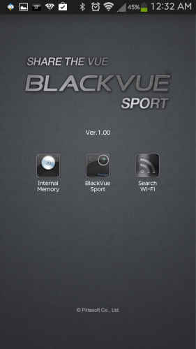 BlackVue App