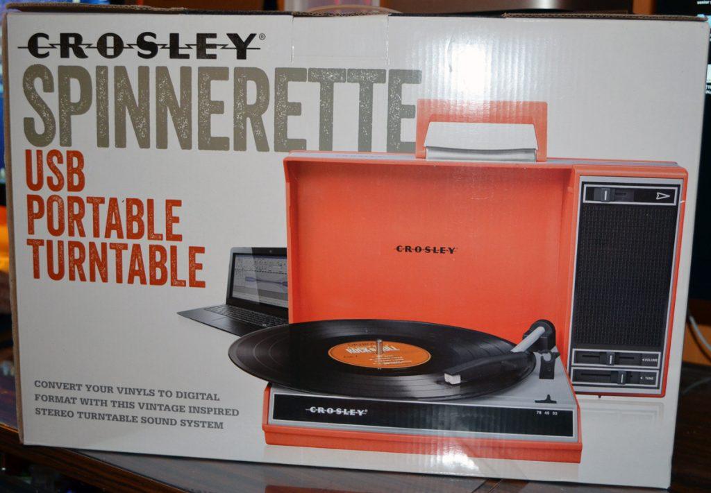 Crosley Spinnerette 1
