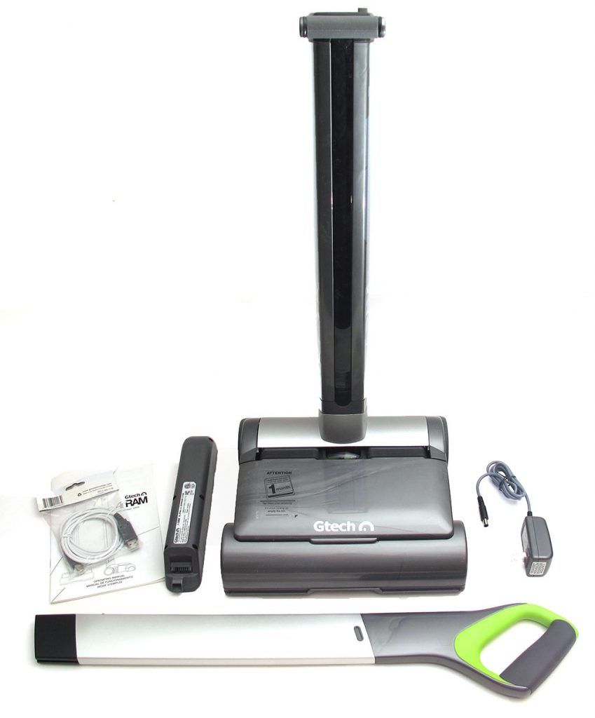 Gtech AirRam Cordless Vacuum Cleaner Review The Gadgeteer