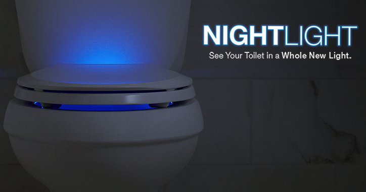Kohler Lets You See Your Toilet In A Whole New Light The
