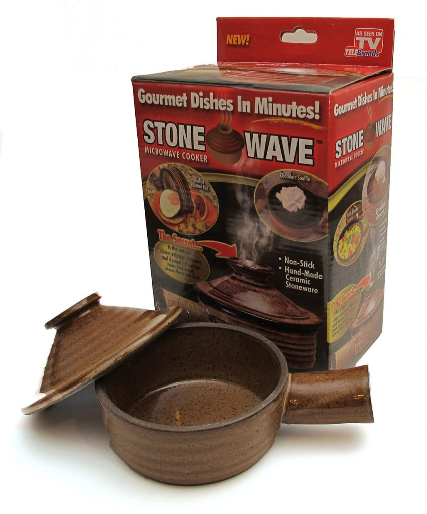 Stone Wave Dessert Recipes As Seen On Tv Stone Wave Microwave Cooker Review
