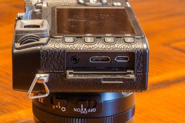 06) Camera Ports