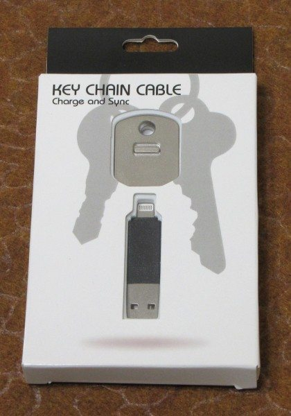 Brando Key Chain Lightning Charger-2