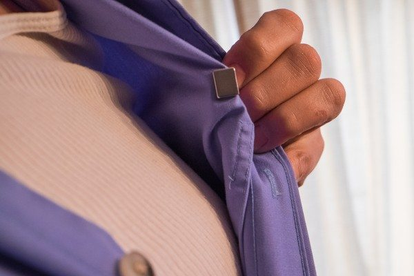 Magnet Under Shirt
