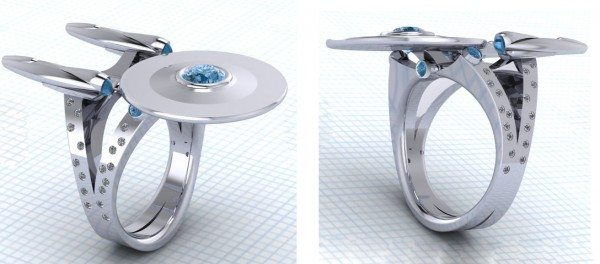 boldly-going-somewhere-ring