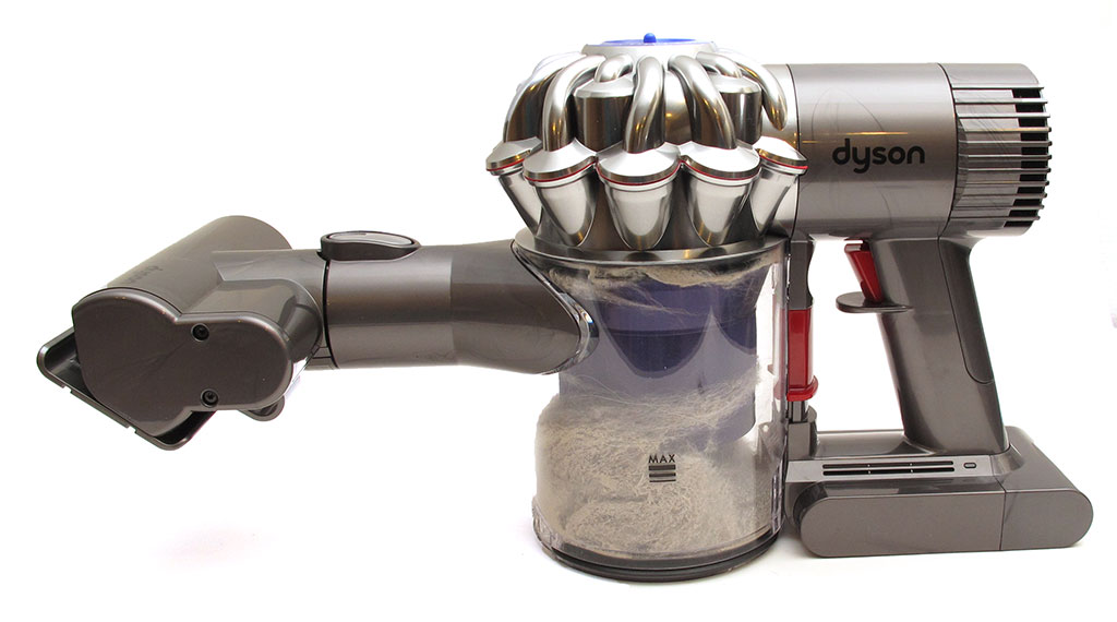 how to clean dyson dc59 cyclone
