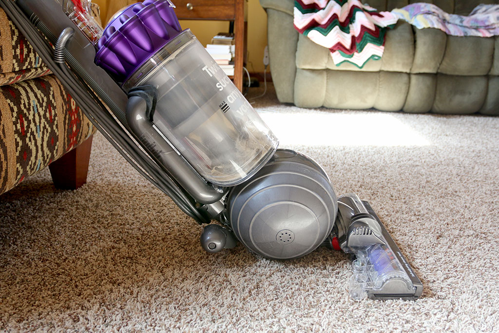Dyson DC65 Animal vacuum review – The Gadgeteer