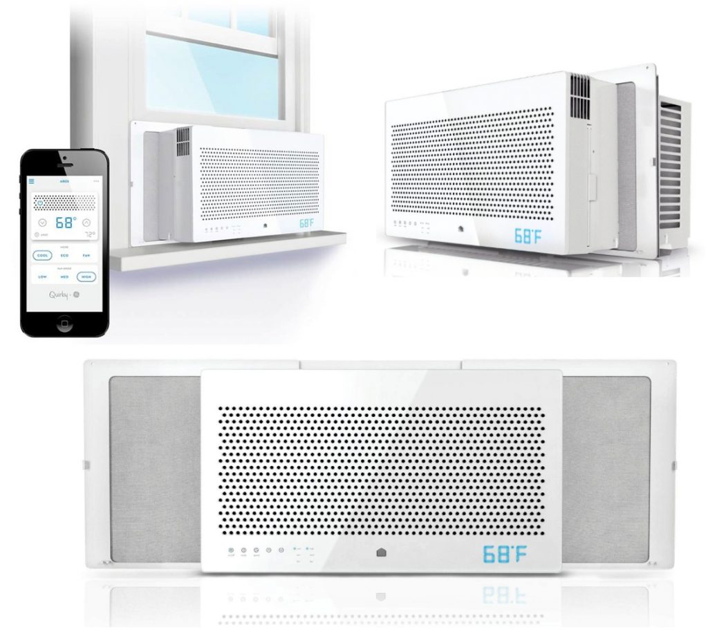 This Connected Window Air Conditioner Keeps Your Home Cool