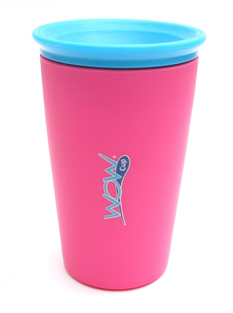 As Seen On Tv Wow Cup Spill Free Drinking Cup Review