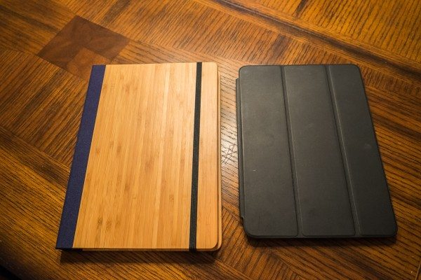 Compared to iPad Apple Case