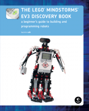 LEGO MINDSTORMS EV3 Discovery Book – New from No Starch Press