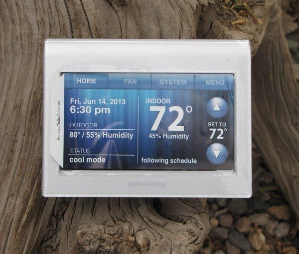 Honeywell Wi-Fi Smart Thermostat review