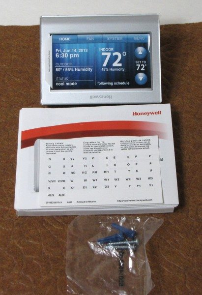 Honeywell Wi-Fi Smart Thermostat-3