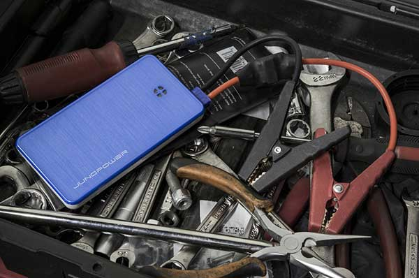 Now your smartphone's backup battery can jump start your car too