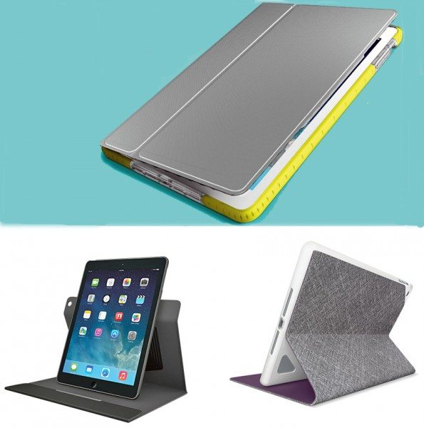 Logitech introduces new cases for iPads