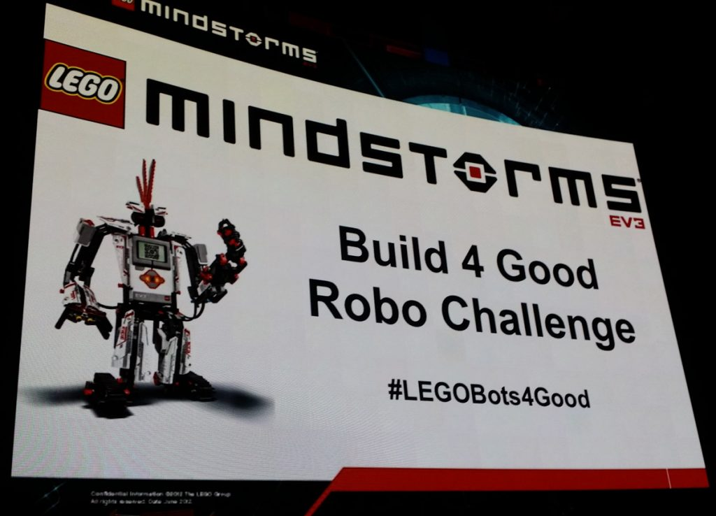 LEGO MINDSTORMS Build 4 Good Robo Challenge event report - The ...