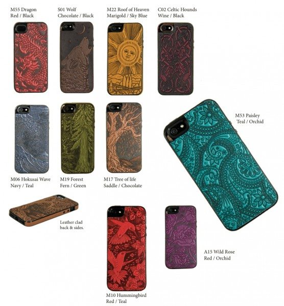 New cases from Oberon Design turn your phone into a work of art