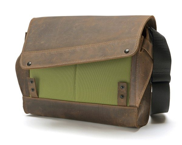 WaterField adds 15 inch Rough Rider Leather Messenger Bag