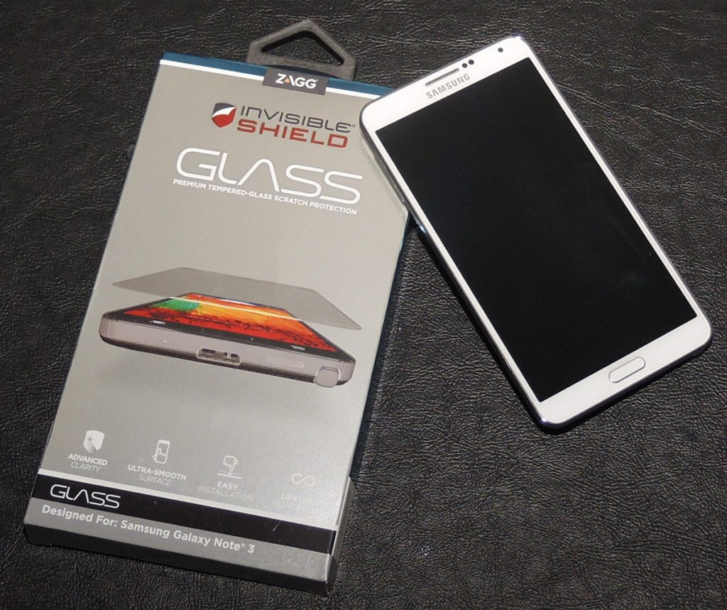 Zagg Invisible Shield Glass Review