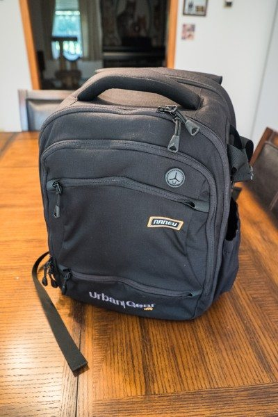 01) front of bag