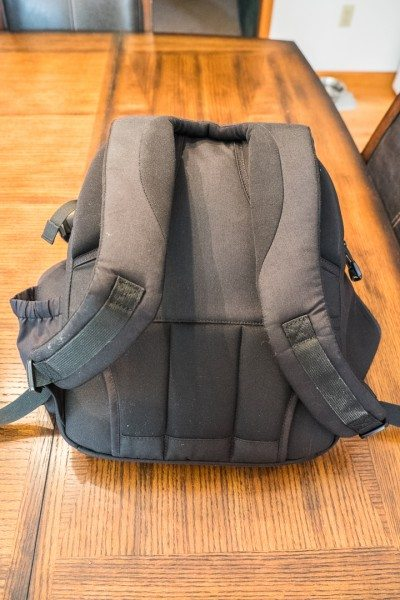 04) Back of the bag