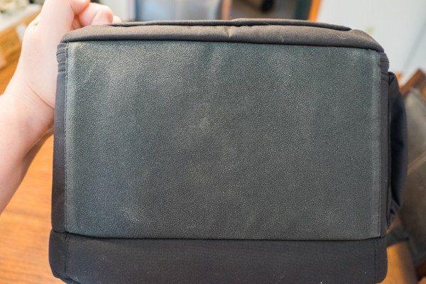 07) Bottom of bag
