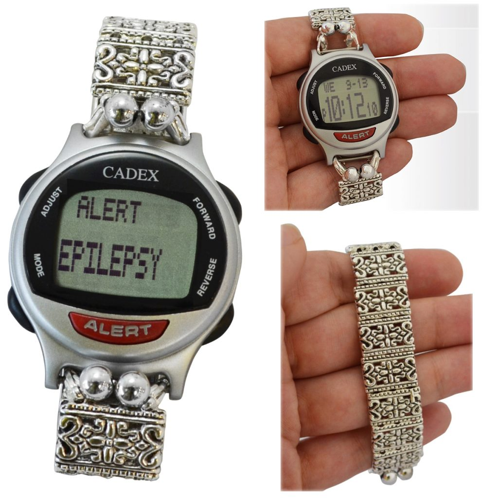 The epill cadex platinum medication alarm watch for women the gadgeteer for Cadex watches