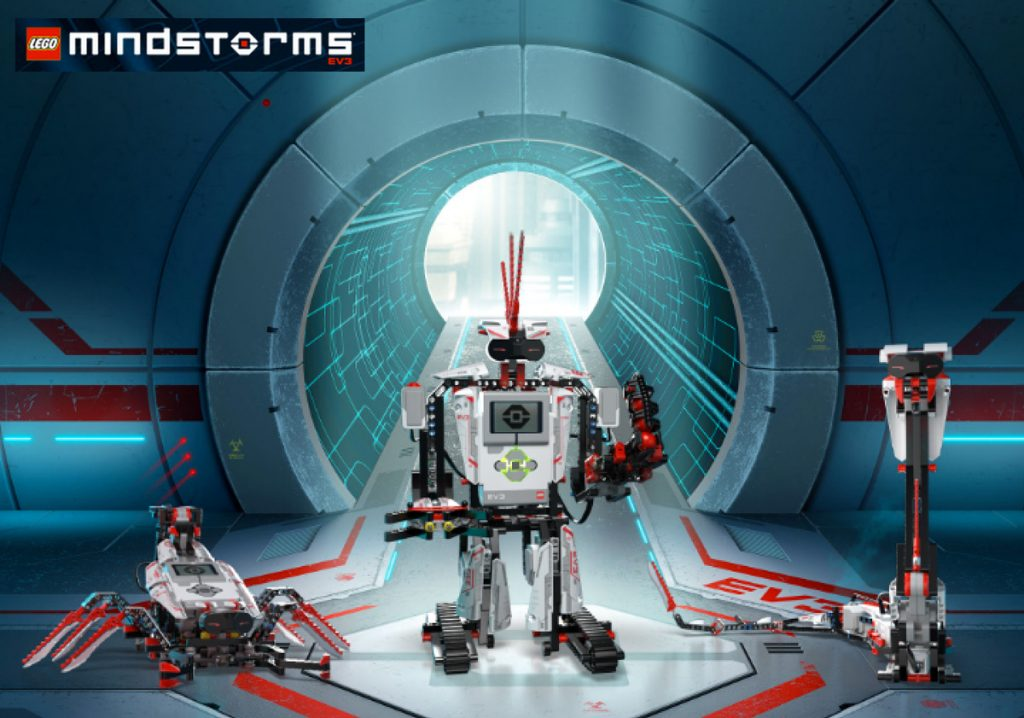 LEGO Mindstorms EV3 review – The Gadgeteer
