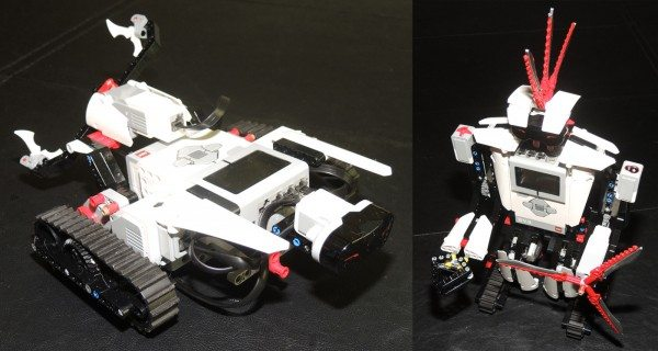 mindstorm_ev3-robot